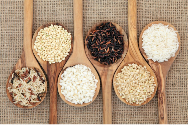 6 Different Types of Rice with their Nutritional Benefits
