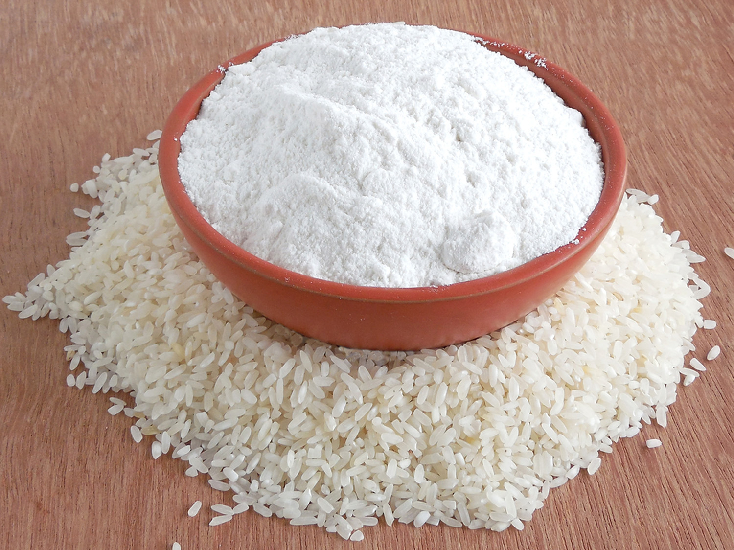importance of rice flour